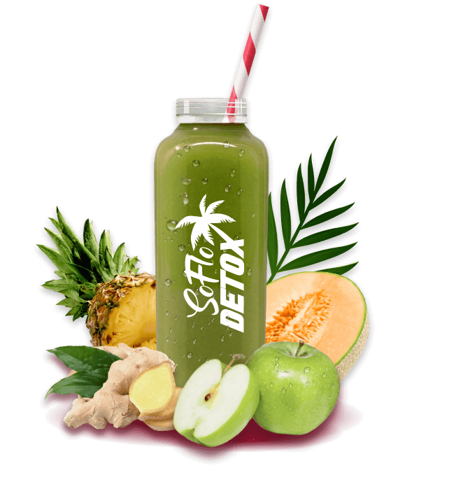 best juice cleanse, detox juice and organic smoothies - Soflo Detox