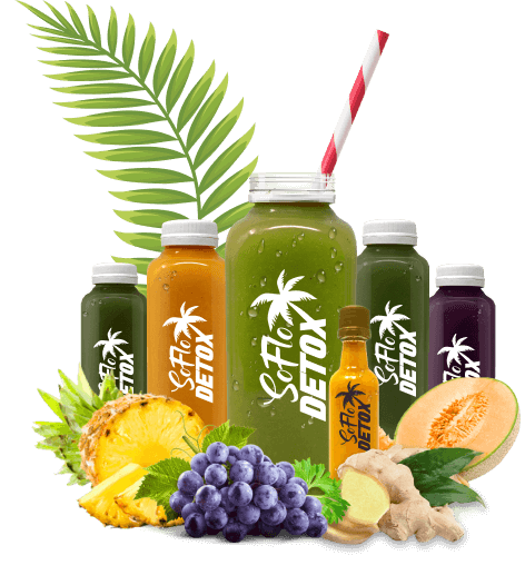 best juice cleanse, detox juice and organic smoothies - Soflo Detox